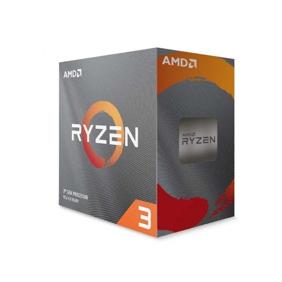 Comprar PROCESADOR AMD RYZEN 3 3100 WRAITH STEALTH   3.6GHZ   SOCKET AM4
