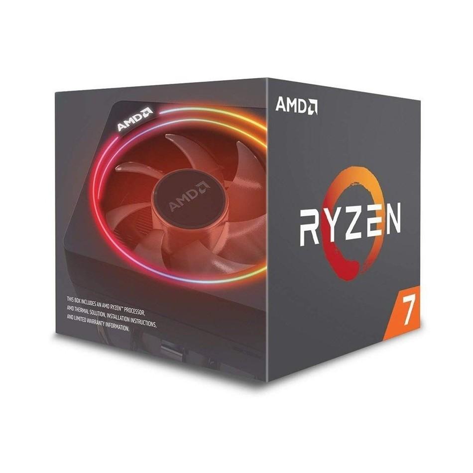 Comprar PROCESADOR AMD RYZEN 7 2700X   3.7GHZ   SOCKET AM4