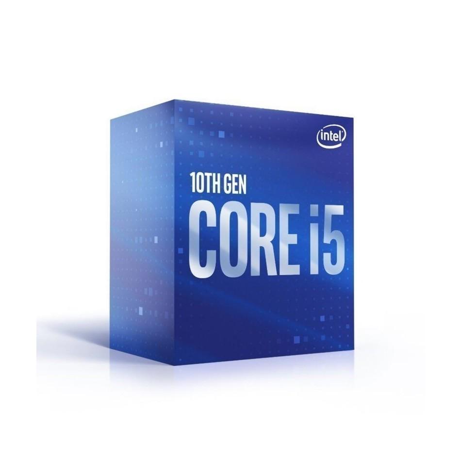 Comprar PROCESADOR INTEL CORE I5 10400   2.90GHZ   6 NÚCLEOS   SOCKET LGA1200 10TH GEN   12MB CACHE   HD GRAPHICS 630