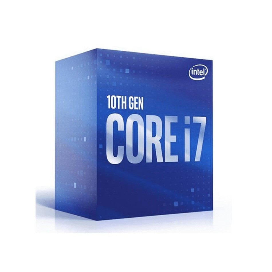 Comprar PROCESADOR INTEL CORE I7 10700   2.90GHZ   8 NÚCLEOS   SOCKET LGA1200 10TH GEN   16MB CACHE   HD GRAPHICS 630