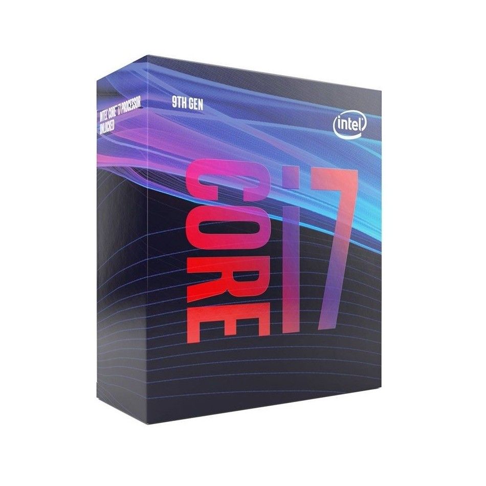 Comprar PROCESADOR INTEL CORE I7 9700   3GHZ   8 NÚCLEOS   SOCKET LGA1151 9TH GEN   12MB CACHE   HD GRAPHICS 630