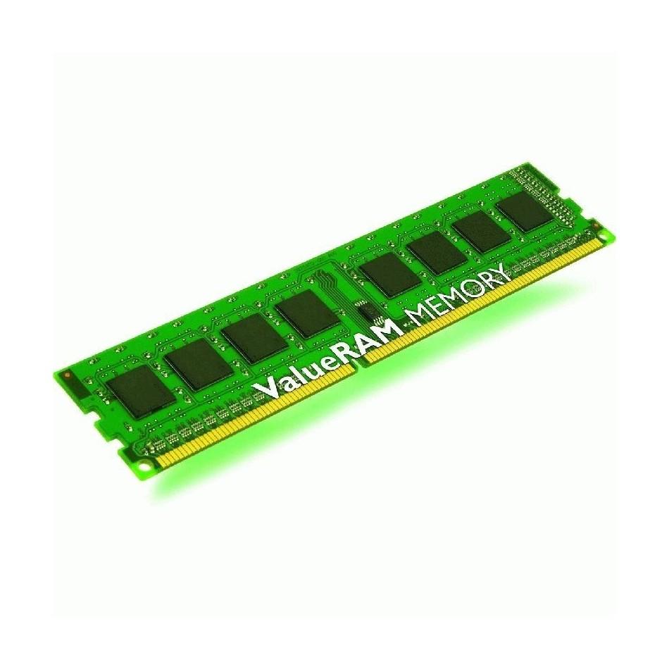 Comprar Memoria Kingston 4GB 1333MHZ DDR3 SINGLE RAM
