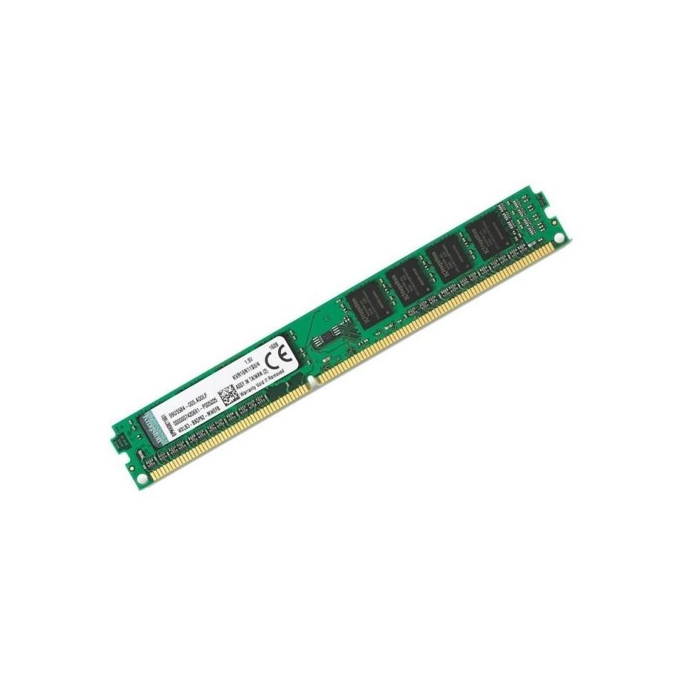 Comprar Memoria Kingston KVR16N11S8/4   4GB   1600MHZ DDR3   PC3 12800   CL11
