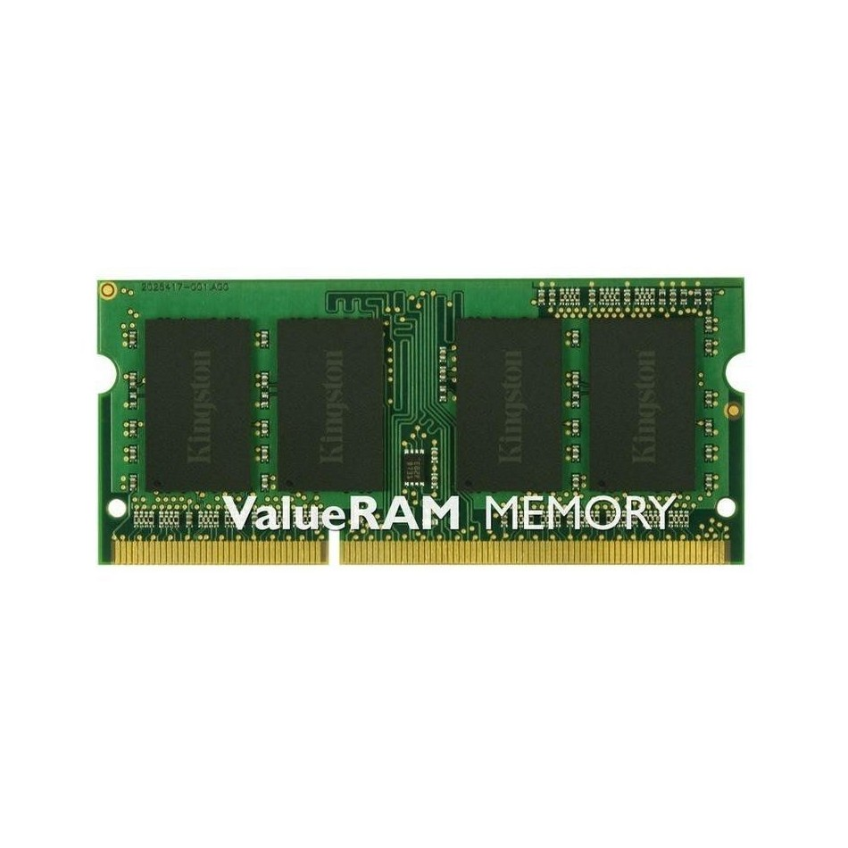 Comprar Memoria Kingston VALUERAM KVR16S11/8   8GB   DDR3 PC3 12800   CL11   SODIMM
