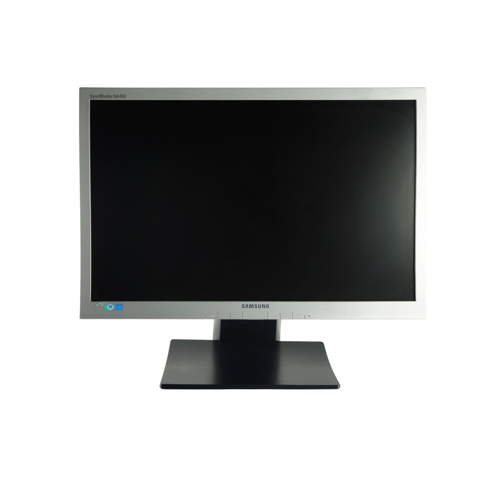 "Comprar Lote 10 uds. Monitor SAMSUNG S22A450 | VGA , DVI-D | Lcd 22"" PANORAMICO"