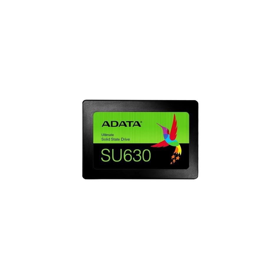 Comprar ADATA SSD SU630SS 240GB BLACK RETAIL