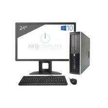 HP Elite 8300 SFF i5 – 3340...