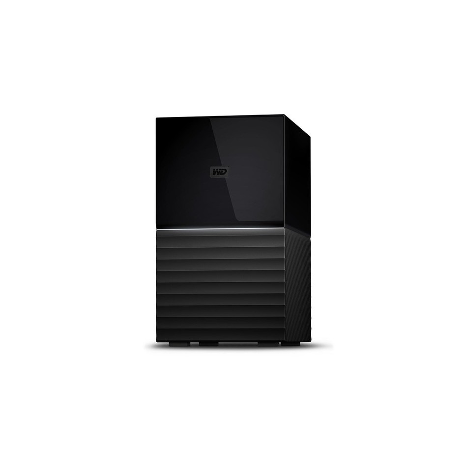 Comprar Western Digital My Book Duo 8000GB Escritorio Negro unidad de disco multiple