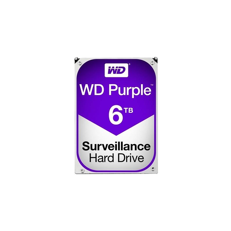 "Comprar WD PURPLE 6TB 3.5"""