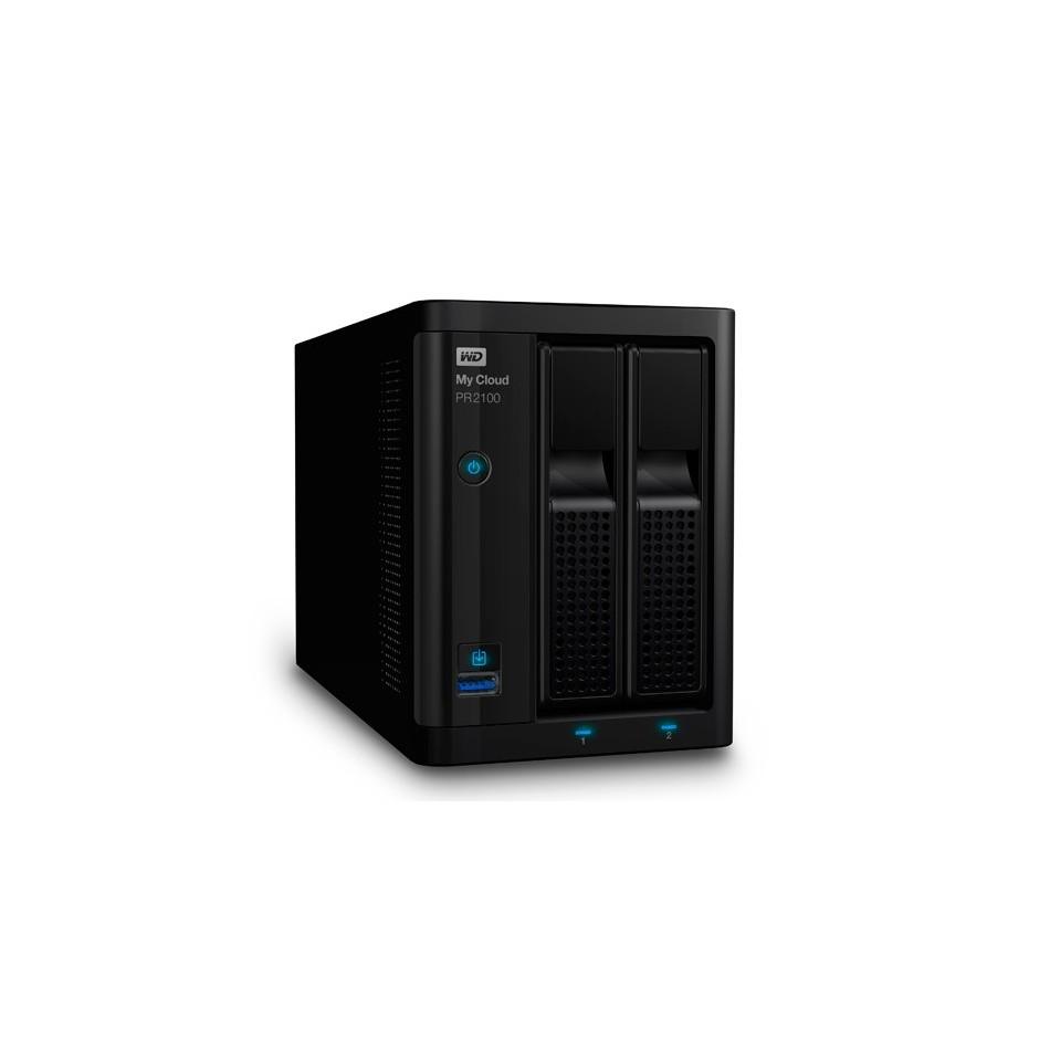 Comprar Western Digital My Cloud PR2100 NAS Compacto Ethernet Negro
