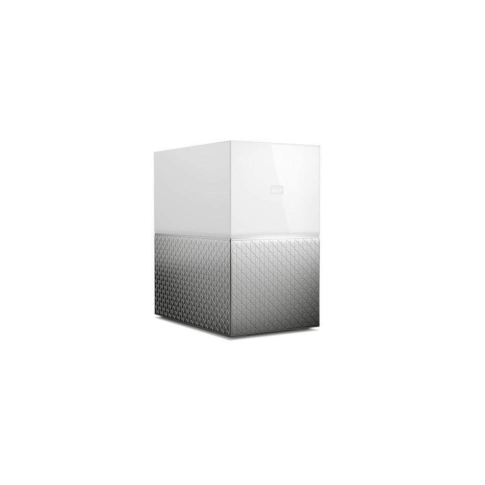 Comprar Western Digital My Cloud Home Duo 8TB Ethernet Color blanco dispositivo de almacenamiento personal e