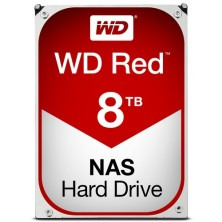 WD RED 8TB 3.5""