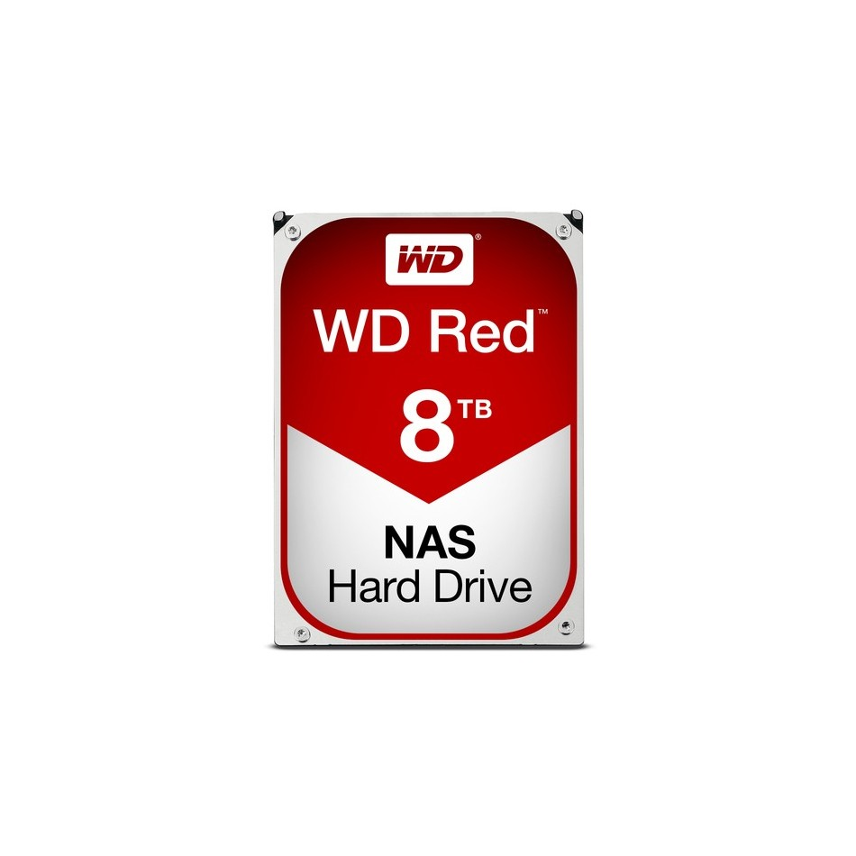 Comprar WD RED 8TB 3.5""