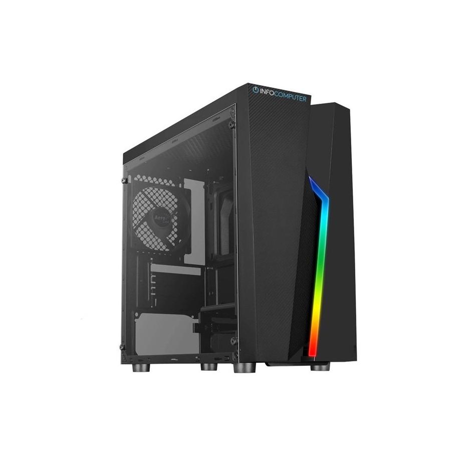 Comprar PC Gaming - BASIC - AMD AM4 Ryzen 3 3100G   16GB DDR4   1TB + 960 SSD