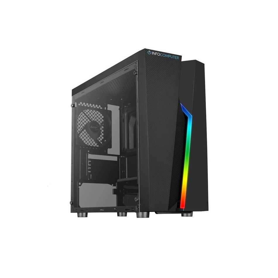 Comprar PC Gaming - BASIC - AMD AM4 Ryzen 3 3100G | 16GB DDR4 | 1TB + 480 SSD