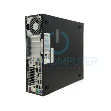 LOTE 10 HP 800 G1 i5 4570 3.2GHz | 4 GB | 500 HDD | COA 7/8