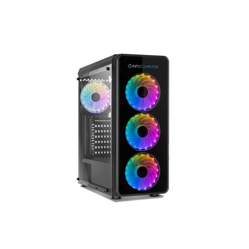 Comprar Ordenador NUEVO | Intel i7-9700 3.0 GHz | 16 GB RAM DDR4 | 240 SSD + 2TB HDD |VGA GTX 1660 6GB