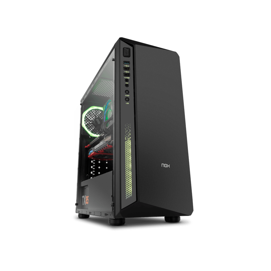 Comprar PC Gaming - BASIC - AMD AM4 3000G | 8GB DDR4 | WIFI | 1TB + 240 SSD