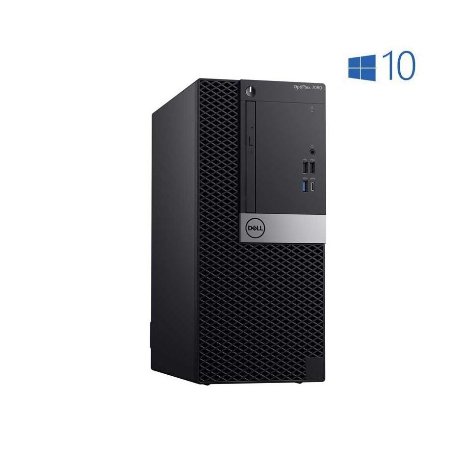 Comprar DELL Optiplex 7040 MT i5 6500 | 8 GB DDR4 | 480 SSD | WIN 10 PRO