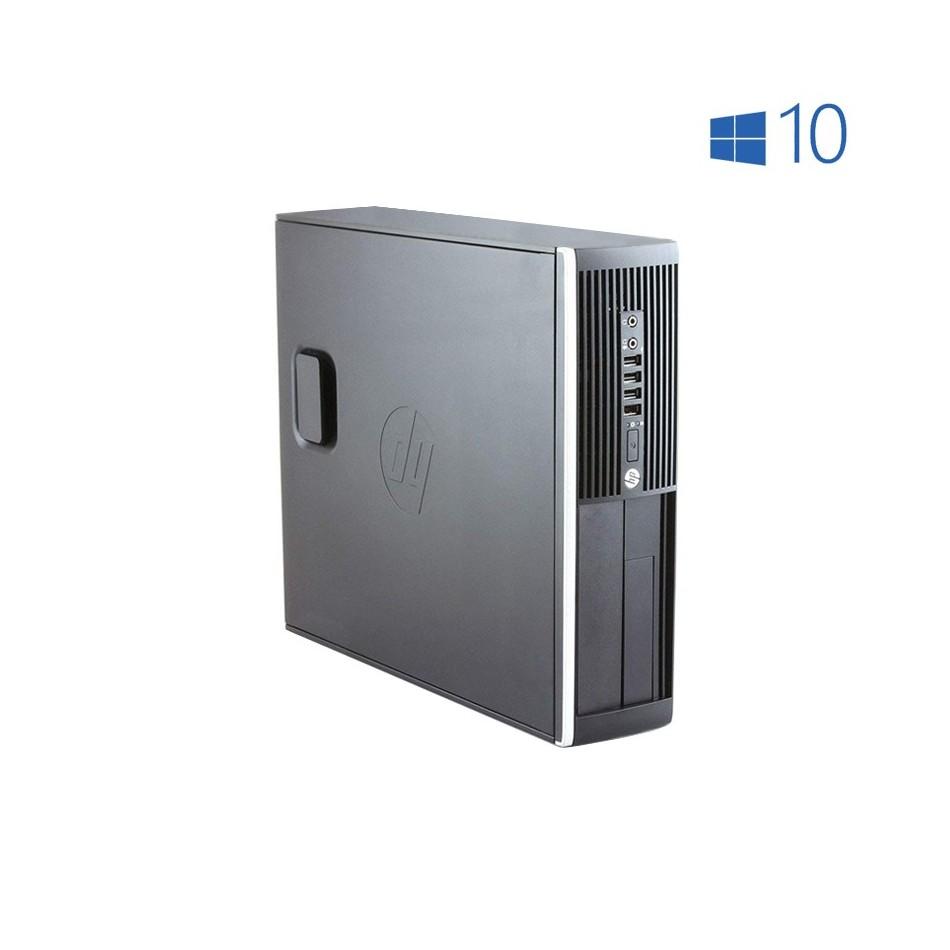 Comprar Lote 10 uds HP 6300 SFF i5 3470 | 16 GB | 240 SSD | WIN 10 PRO