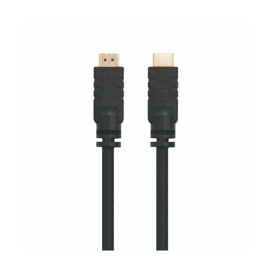 Comprar CABLE HDMI NANOCABLE 10.15.1815 15 MS   ALTA VELOCIDAD V1.4   CONECTORES HDMI (TIPO A) MACHO