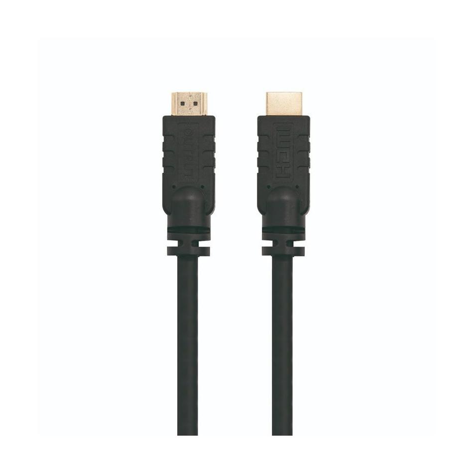 Comprar CABLE HDMI NANOCABLE 10.15.1820 20 MS   ALTA VELOCIDAD V1.4   CONECTORES HDMI (TIPO A) MACHO
