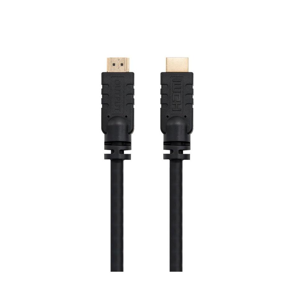 Comprar CABLE HDMI NANOCABLE 10.15.1825 25 MS   ALTA VELOCIDAD V1.4   CONECTORES HDMI (TIPO A) MACHO