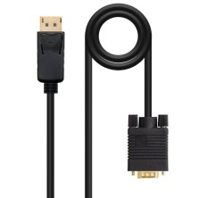CABLE DISPLAYPORT A VGA...