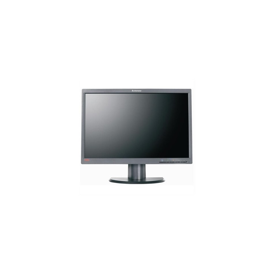 "Comprar LOTE 10 UDS. Monitor LENOVO LT1952P | VGA , DVI | Lcd 19"" PANORAMICO | NEGRO"
