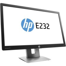 "Monitor HP EliteDisplay E232   VGA, HDMI , DP   Lcd 23"" FULLHD"