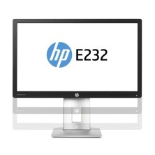 "Monitor HP EliteDisplay E232 | VGA, HDMI , DP | Lcd 23"" FULLHD"