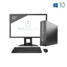 Lote 10 Uds. HP 800 G1 SFF...