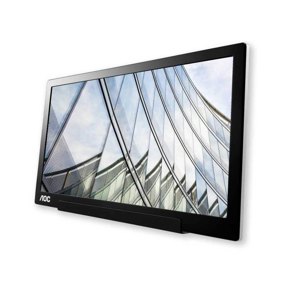 Comprar Monitor Porttil AOC I1601FWUX 15.6'/ Full HD/ Negro