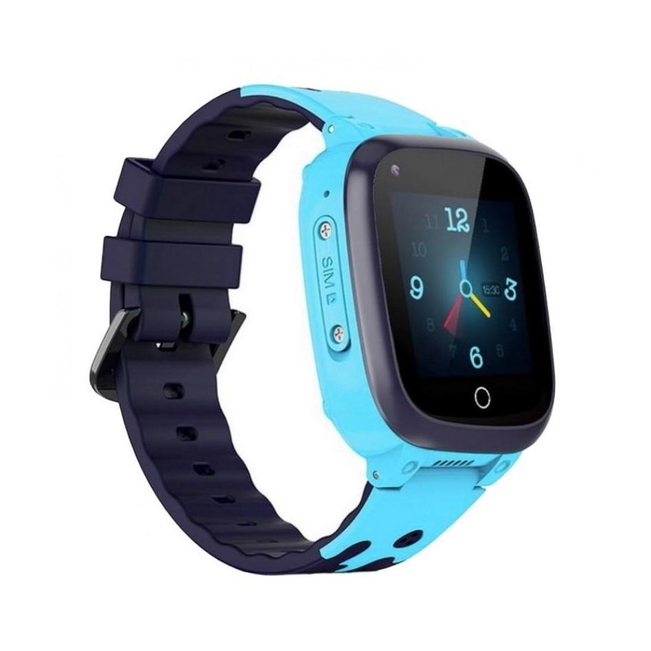 Comprar RELOJ INTELIGENTE CON LOCALIZADOR PARA NIÑOS INNJOO KIDS WATCH 4G BLUE  GPS LBS WIFI  TERMÓMETRO  VIDEOLLAMADA  BT 4.2