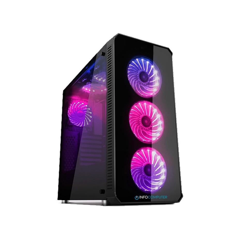 Comprar PC Gaming  AMD Ryzen 9 3900X 32 GB DDR4 2TB + 500 SSD M2 RTX 2060 6 GB