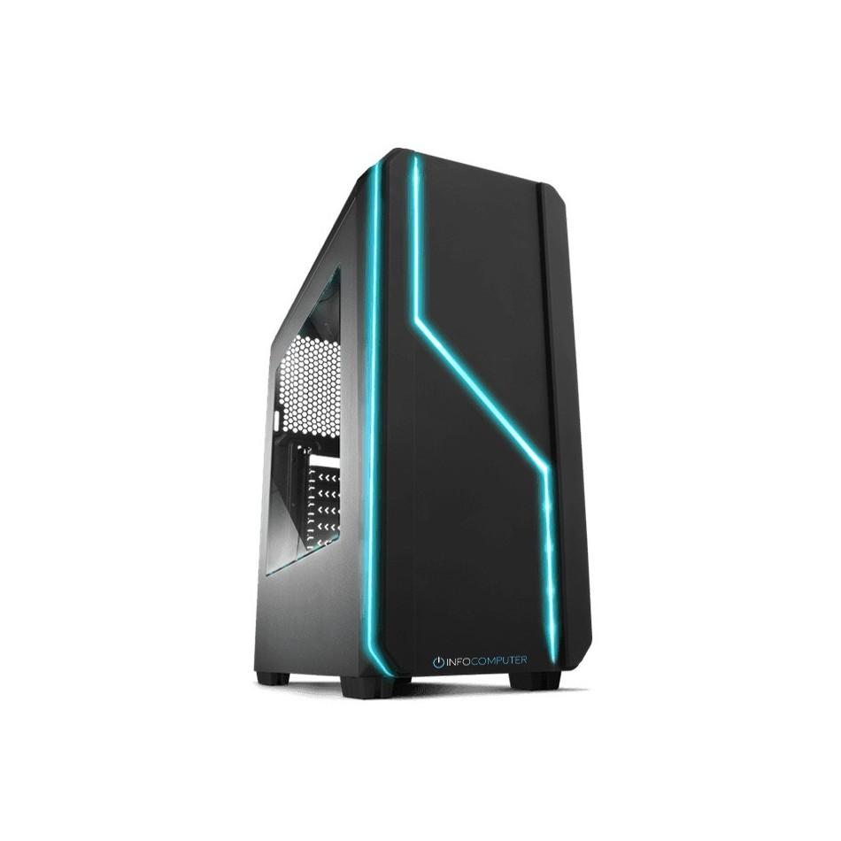 Comprar PC Intel I3 9100 (9º) 3.6 Ghz | 8 GB RAM DDR4 | 240 SSD + 1TB HDD