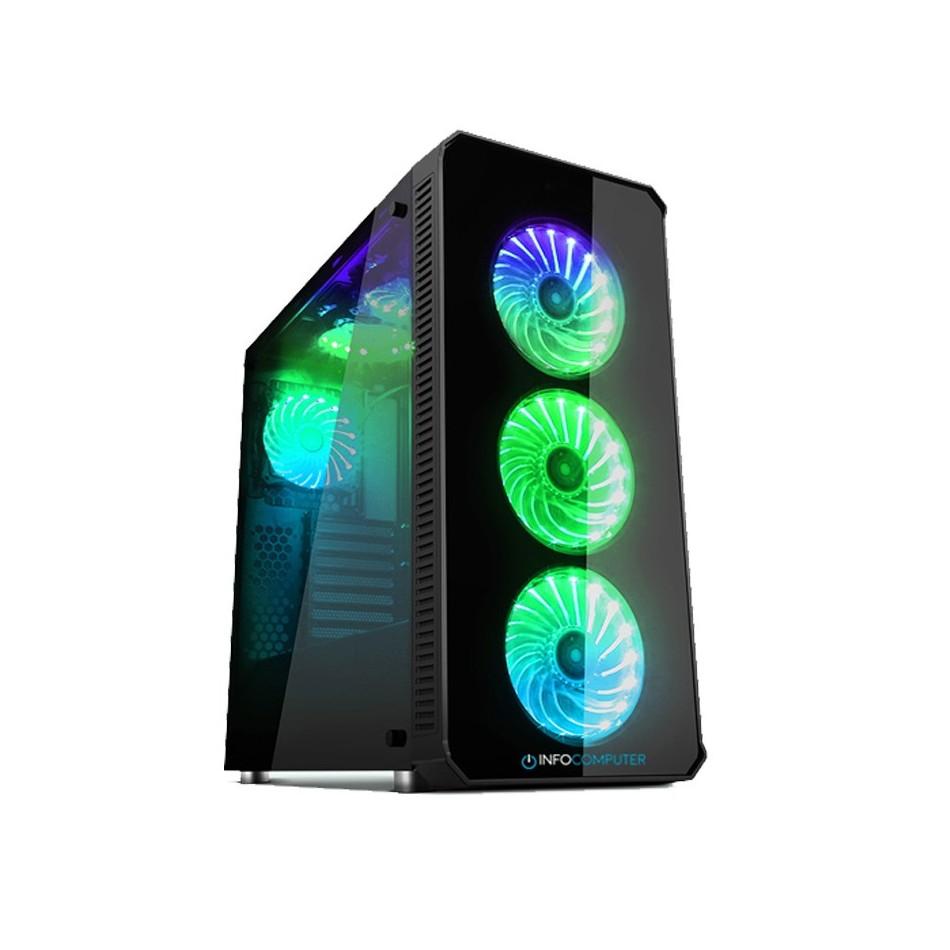 Comprar PC Gaming  AMD Ryzen 7 3800X 16 GB DDR4 2TB + 480 SSD GTX 1650  4 GB