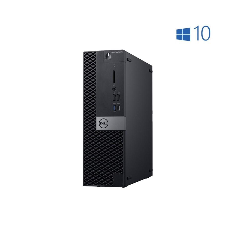 Comprar Lote 5 uds. Dell OptiPlex 5070 i5-9500 | 16 GB RAM | 240 SSD | WIN 10 PRO