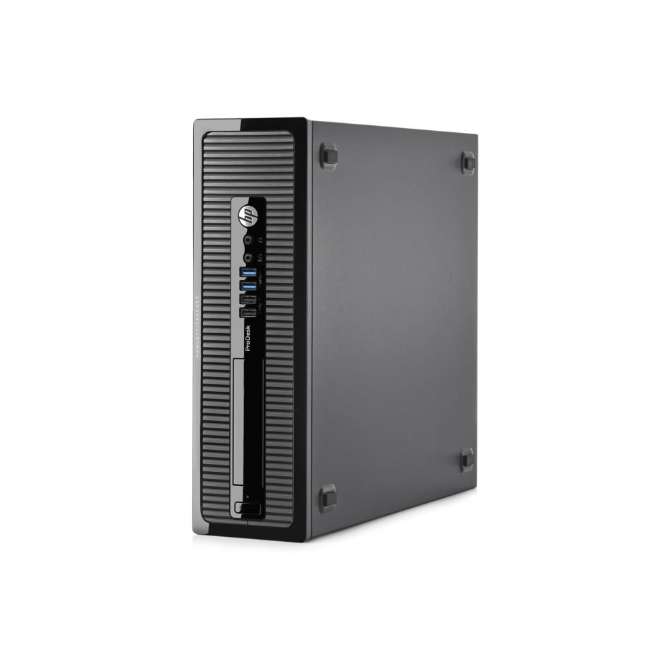 Comprar HP 400 G1 SFF CELERON G1820 2.7GHz | 8 GB | 240 SSD | COA 8 PRO