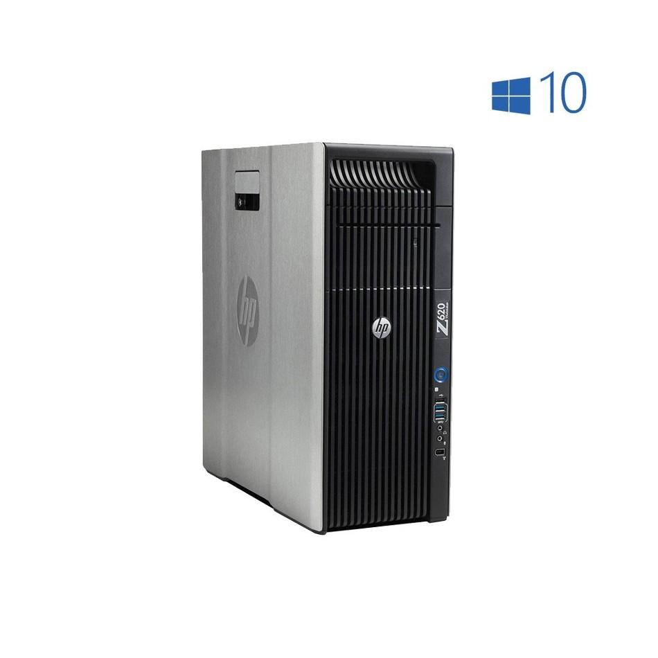 Comprar HP Z620 2xXEON E5-2620 2.0GHz  32 GB   256 SSD  Nvidia QUADRO K4000  WIN 10