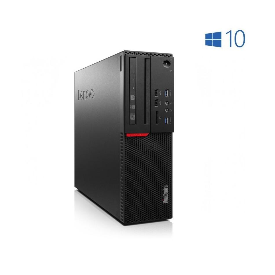 Comprar Lote 10 uds. LENOVO M800 SFF i5 – 6400T | 8 GB RAM | 240SSD | WIN 10 PRO