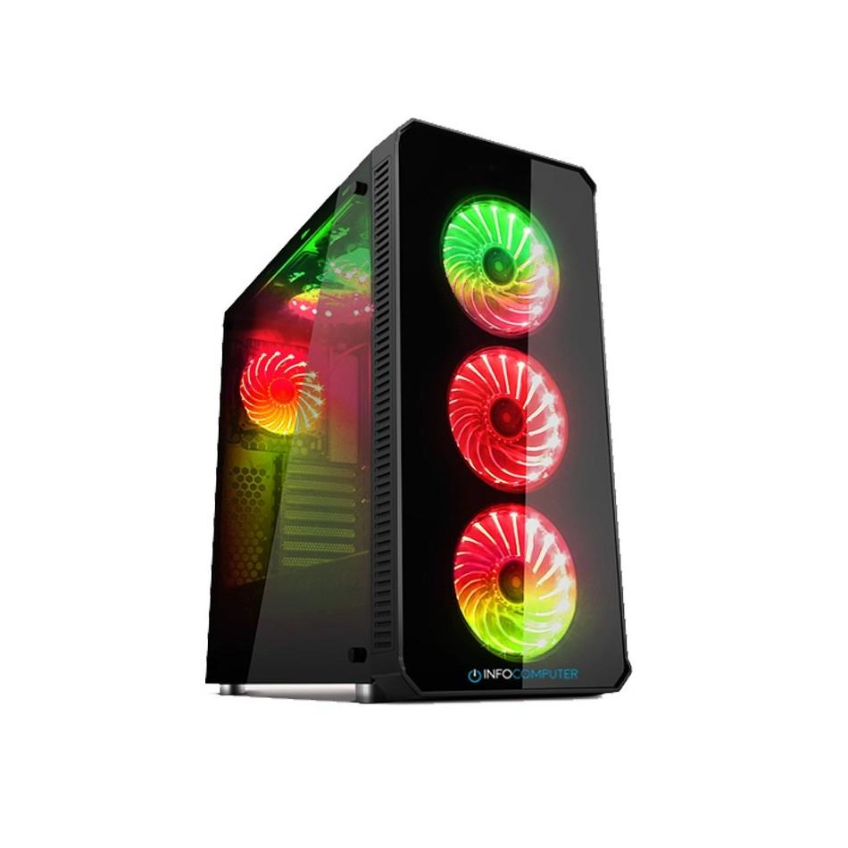 Comprar PC Gaming  AMD Ryzen 7 3800X 32 GB DDR4 2TB + 960 SSD RTX 3060  8 GB DDR6 W10 HOME 64