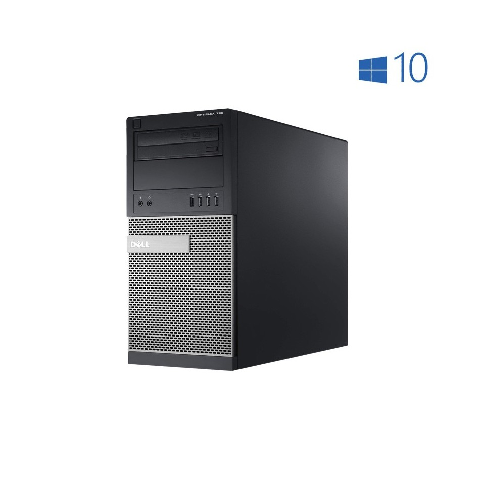 Comprar DELL 790 MINI TORRE I3 2120 3.3GHz   4 GB   250 HDD   WINDOWS 10