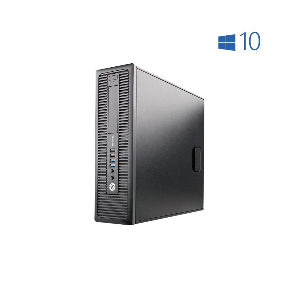 Comprar Lote 10 uds. HP 600 G1 i5 4570 3.2 GHz   8 GB Ram   240 SSD   WIN 10 PRO