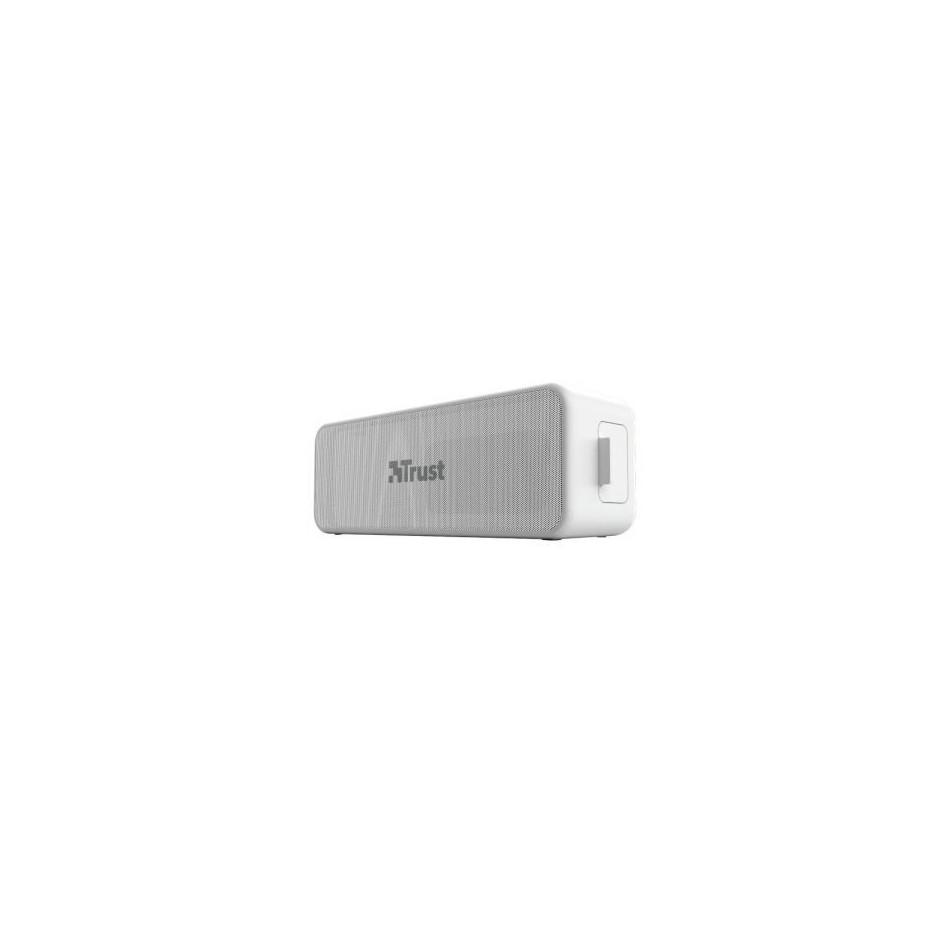 Comprar Altavoz con Bluetooth Trust Zowy Max Stylish  20W  2.0  Blanco