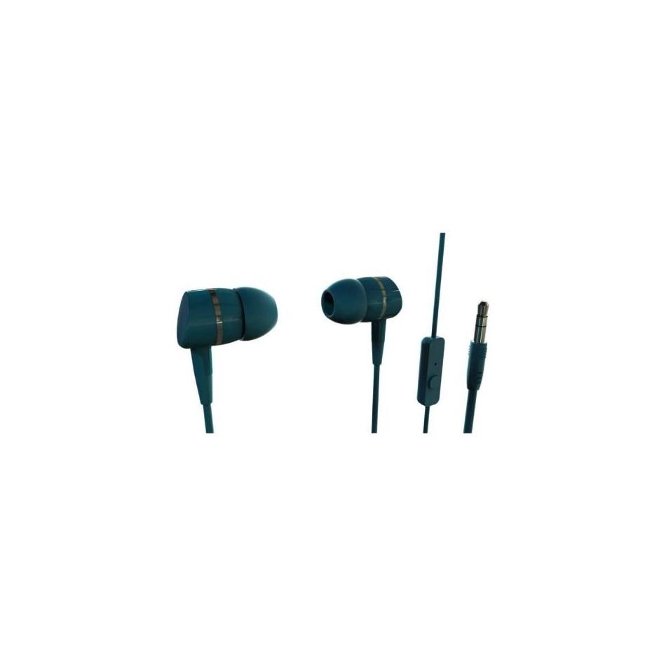 Comprar Auriculares Intrauditivos Vivanco 38011  Jack 3.5  Verdes