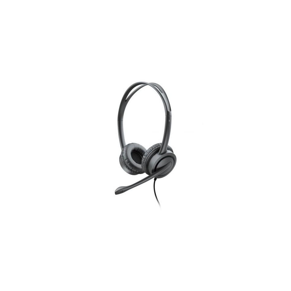 Comprar Auriculares Trust Mauro 17591  con Microfono  USB  Negro