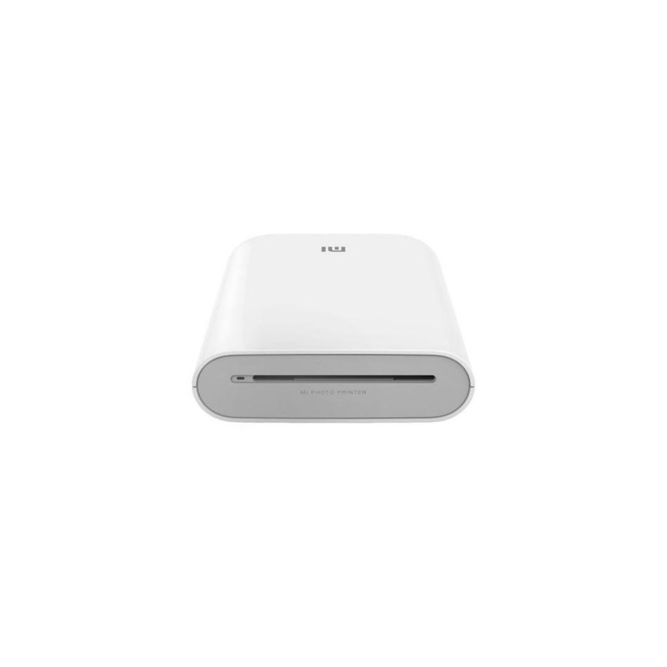 Comprar Impresora portatil fotografica xiaomi mi portable photo printer bluetooth blanca
