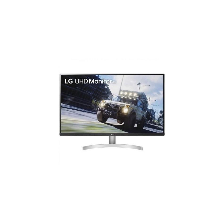 Comprar Monitor profesional lg 32un500-w 31.5' 4k multimedia blanco