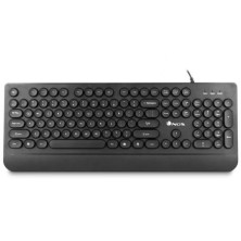 Teclado ngs wired dot